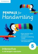 Penpals for Handwriting Year 5 Interactive