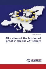 Allocation of the burden of proof in the EU VAT sphere