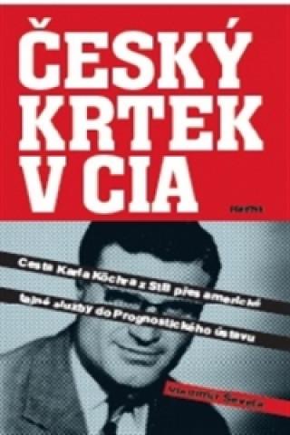 Český krtek v CIA