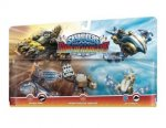 Skylanders Superchargers 3 Pack Multi Pack 1 (Shark Shooter Terrafin, Shark Tank, Jet Stream), Figuren