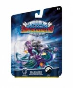 Skylanders Superchargers Single Vehicles Sea Shadow, Figur