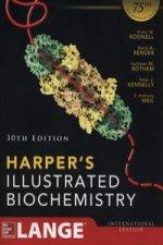 HARPERS ILLUSTRATED BIOCHEMISTRY