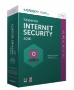 Kaspersky Internet Security 2016 5 Lizenzen, 1 CD-ROM