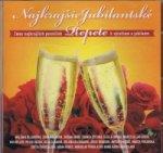 CD- Najkrajšie jubilanské repete - Výber