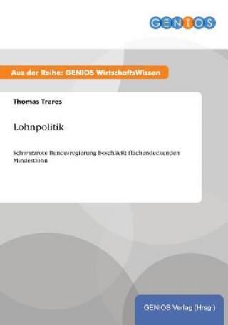 Lohnpolitik