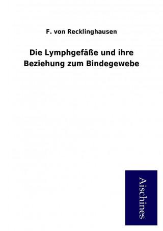 Die Lymphgefäße und ihre Beziehung zum Bindegewebe
