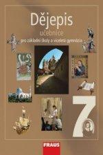 Dějepis 7 Učebnice