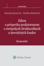 Zákon o príspevku poskytovanom z európskych štrukturálnych a investičných fondov