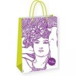 Alfons Mucha - Amethyst/dárková taška velká