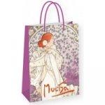 Alfons Mucha - La Dame/dárková taška střední