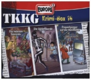 Ein Fall für TKKG - Krimi-Box. Box.16