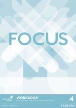 Focus BrE 4 Workbook