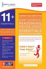 11+ Essentials Short Numerical Reasoning for CEM - Multiple Choice