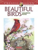 Creative Haven Beautiful Birds Coloring Book