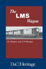 London, Midland and Scottish Railway Wagon