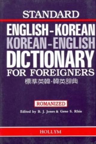 Standard English-Korean, Korean-English Dictionary for Foreigners