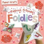 Paper Craft Foldies Fashion Friends