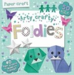 Paper Craft Foldies Arty Friends