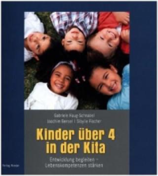 Kinder über 4 in der Kita