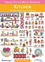 Kitchen: 180 New Cross Stitch Models