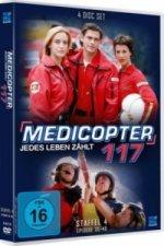 Medicopter 117 - Jedes Leben zählt. Staffel.4, 4 DVDs