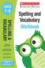 Spelling and Vocabulary Workbook