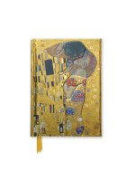 Klimt: The Kiss (Foiled Pocket Journal)