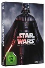 Star Wars: The Complete Saga, 9 Blu-rays