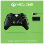 XBox One - Wireless Controller + Play & Charge Kit