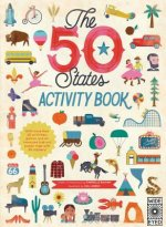 50 States: Activity Book