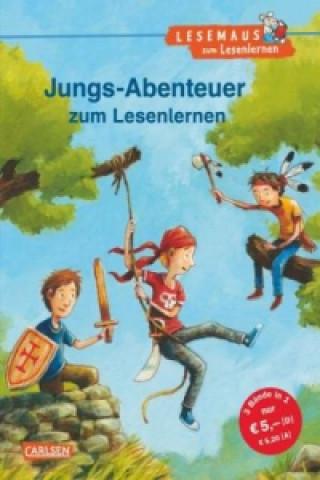 Jungs-Abenteuer zum Lesenlernen