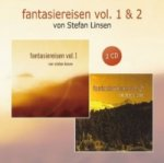 Fantasiereisen, 2 Audio-CDs. Tl.1+2