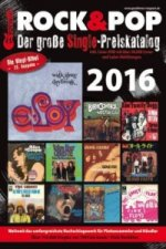 Der große Rock & Pop Single Preiskatalog 2016, m. 1 DVD-ROM