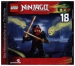 LEGO Ninjago, 1 Audio-CD. Tl.18