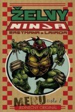 Želvy Ninja Menu číslo 2