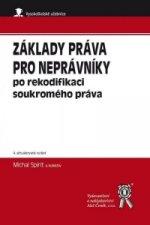Základy práva pro neprávníky po rekodifikaci soukromého práva, 4. aktualizované vydání