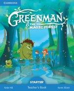 Greenman and the Magic Forest Starter Teacher's Book