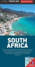 South Africa Travel Map, 12th