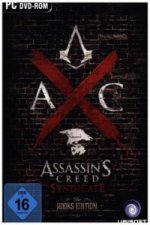 Assassin's Creed Syndicate The Rooks Ed., DVD-ROM