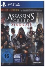 Assassin's Creed Syndicate Special Edition, PS4-Blu-ray-Disc