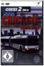 OMSI 2 - Chicago Downtown (Add-On), 1 CD-ROM