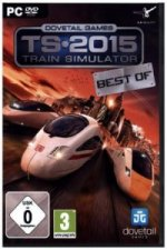 Best of Trainsimulator 2015, 1 CD-ROM