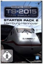 Train Simulator 2015, Starter Pack 2, 1 CD-ROM