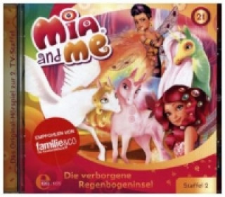 Mia and Me - Die verborgene Regenbogeninsel