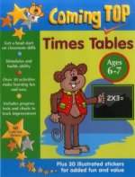 Coming Top: Times Tables - Ages 6-7