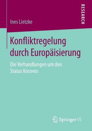 Konfliktregelung Durch Europaisierung