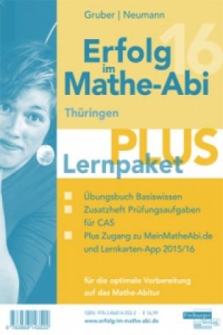 Erfolg im Mathe-Abi 2016 - Lernpaket PLUS Thüringen