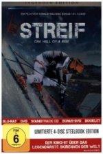 Streif - Legenden Edition, 2 DVDs + 1 Blu-ray + 1 Audio-CD (Steelbook)
