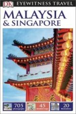 DK Eyewitness Travel Guide: Malaysia & Singapore