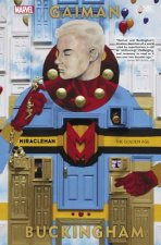 Miracleman by Gaiman & Buckingham Book 1